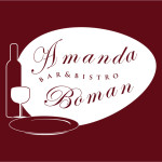 Restaurant Amanda Boman Sign design