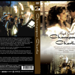 DVD cover for Champagne Charlie, for Atlantic Film