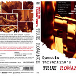 DVD cover for True Romance, for Atlantic Film-